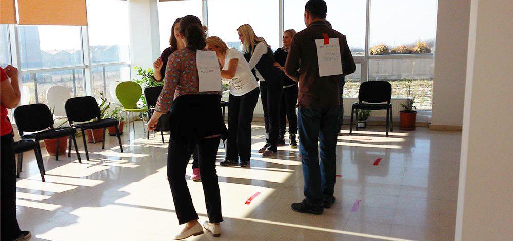 team-building-training-prishtina-group